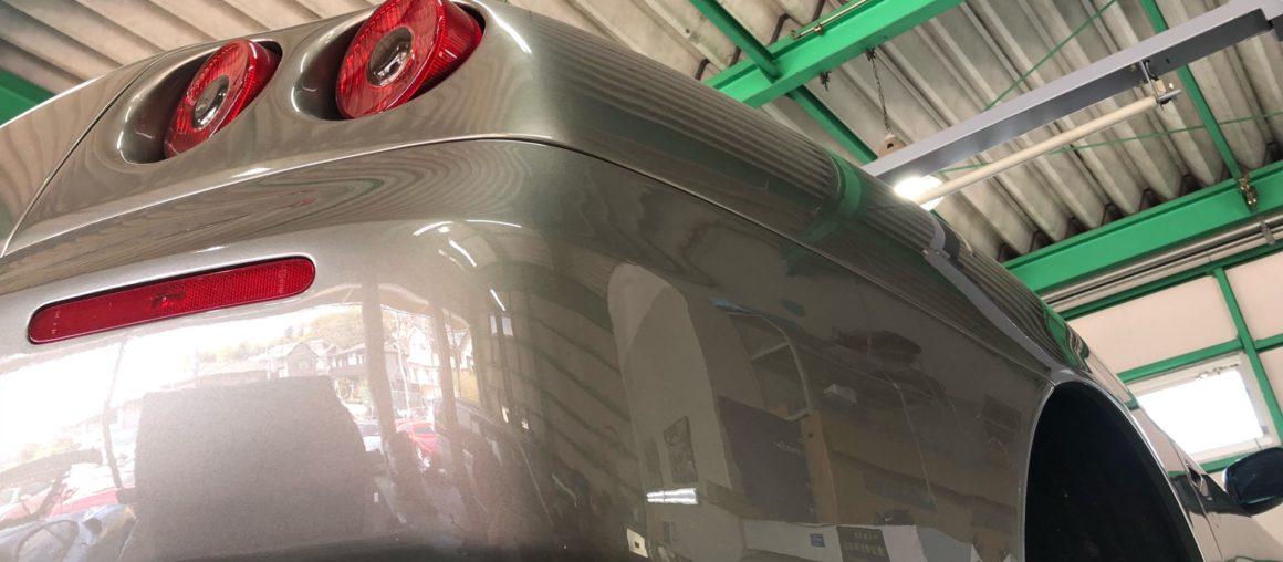 作業日記 【クラッチ・F1クラッチセンサー交換】フェラーリ 612スカリエッティ