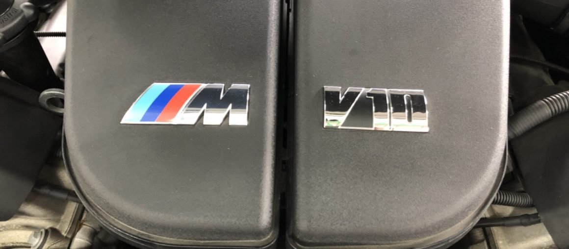 作業日記 【電動ファンが回らない】 BMW M5