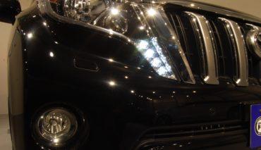 買取情報 2016年 トヨタ ランドクルーザープラド TX