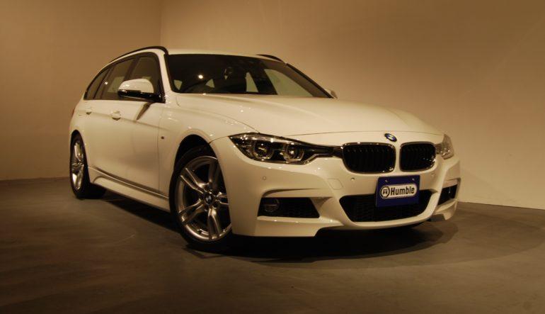 BMW 318iツーリング Mスポーツ 3600km