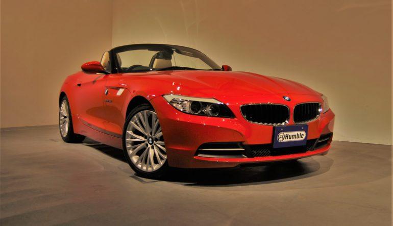 BMW Z4 sドライブ 23i マルチスポーク18インチ ベージュレザー
