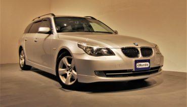 BMW 525i ツーリング ハイライン ブラックレザー サンルーフ