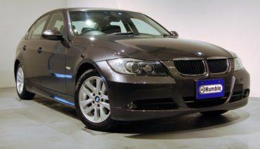 BMW 320i リアビューカメラ レイヤーサウンド 高画質モニター