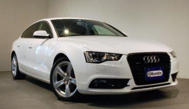 Audi A5スポーツバック 2.0TFSIクワトロ MMIマルチメディアインターフェース パーキングシステム