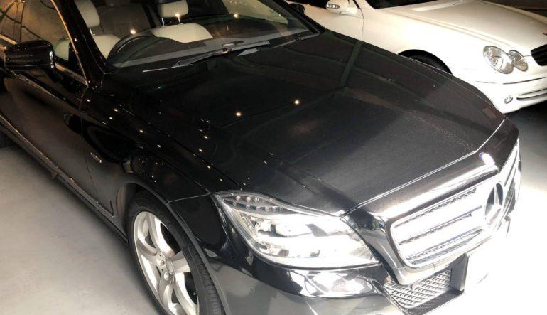 買取情報 2011年 メルセデス・ベンツ CLS350