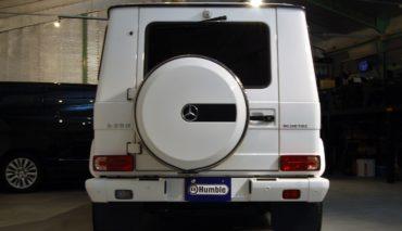 買取情報 2015年 メルセデス・ベンツ G350 ブルーテック W463