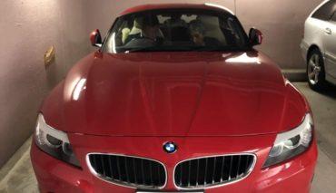 買取情報 2009年 BMW Z4 sDrive 23i E89