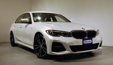 BMW 320i(G20) Mスポーツ デビューパッケージ 黒革 19インチ ミネラルホワイト